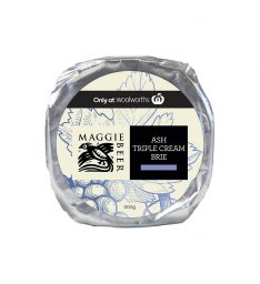 Ash Triple Cream Brie (Woolworths Exclusive)