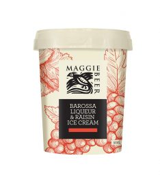 Barossa Liqueur & Raisin Ice Cream