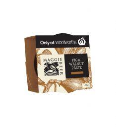 Fig & Walnut Paste