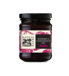 Raspberry & Pomegranate Jam