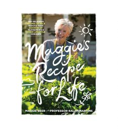 Maggie's Recipe for Life Cookbook