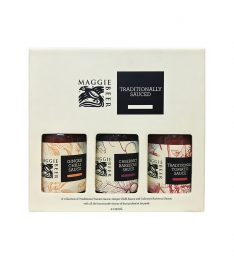 Traditionally Sauced Gift Pack