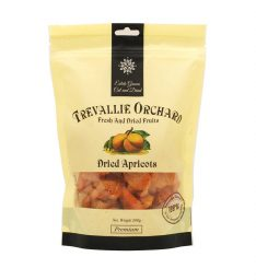 Trevallie Orchard Dried Apricots