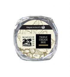 Triple Cream Brie (Woolworths Exclusive)