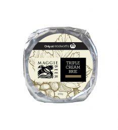 Triple Cream Brie (Woolworths Exclusive)