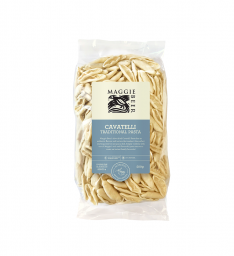 Traditional Cavatelli Pasta
