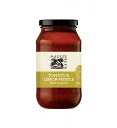 Tomato & Lemon Myrtle Pasta Sauce