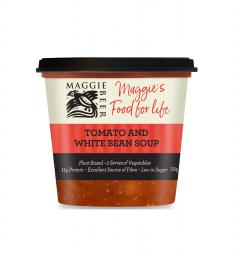 Tomato & White Bean Soup