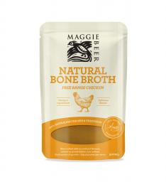 Natural Free Range Chicken Bone Broth