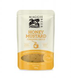 Honey Mustard Finishing Sauce