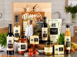 Maggie's Favourites Hamper with Cookbook