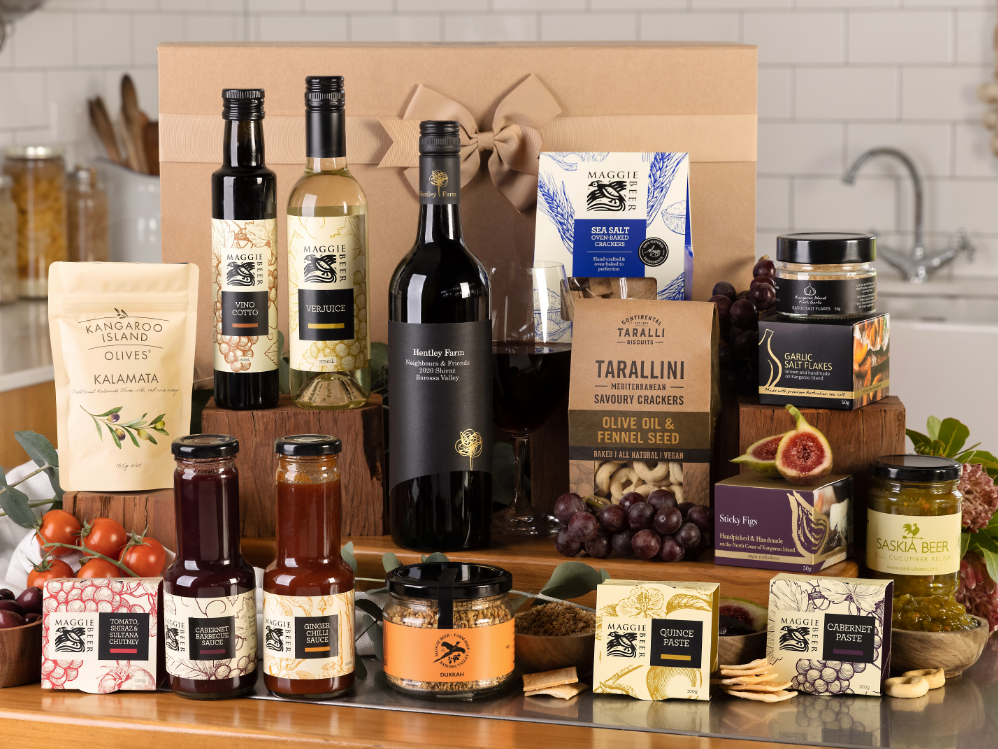 Best of South Australia with Barossa Red Hamper