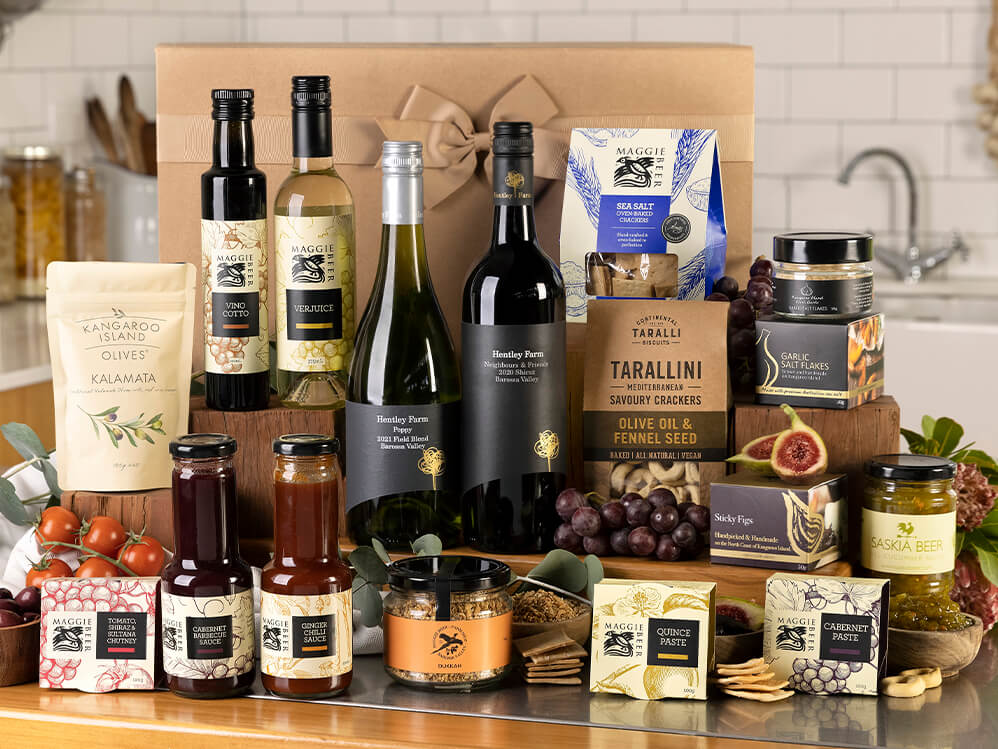 Best of South Australia with White and Shiraz Hamper
