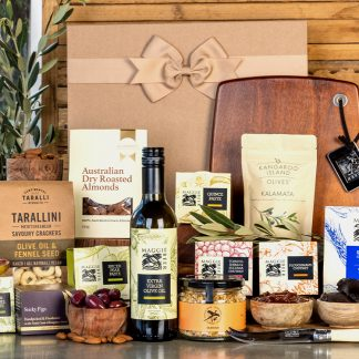 Everything But The Cheese Hamper