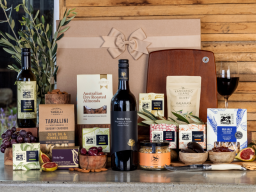 Everything But The Cheese with Barossa Shiraz Hamper