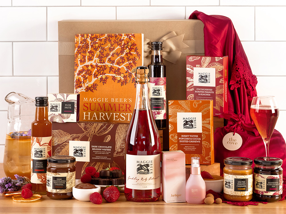 From The Heart with Ruby Cabernet & Jurlique Hamper
