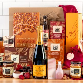 From The Heart with Clicquot & Jurlique Hamper