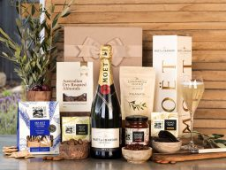 Just Add Cheese with Moët Hamper