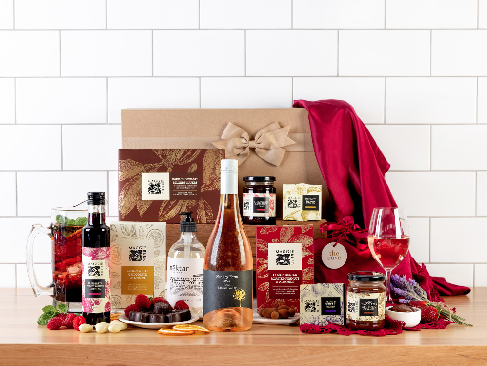 With Love and Rosé Hamper
